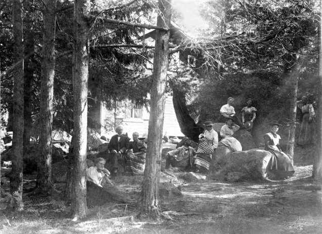 En sommardag 1898