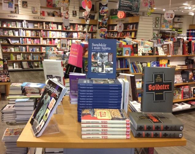 I Söderhamns bokhandel